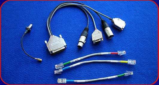various cable assemblies